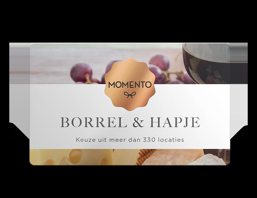 Momento Borrel & Hapje